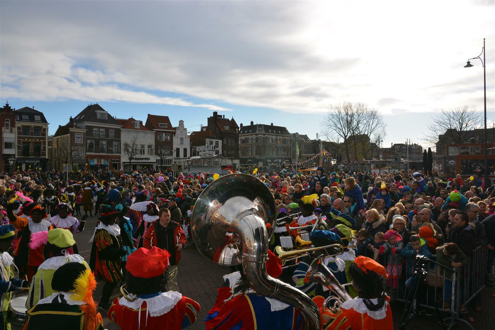 sint intocht 99